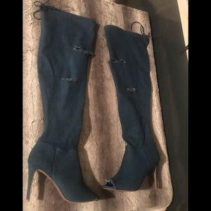 Sexy thigh high boots ❤️🔥❤️🔥